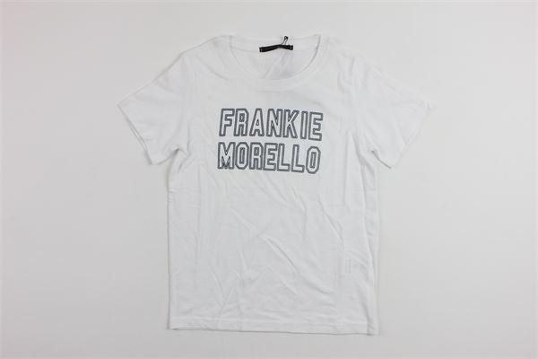 FRANKIE MORELLO   t_shirt   FJBS7211TSWHITE
