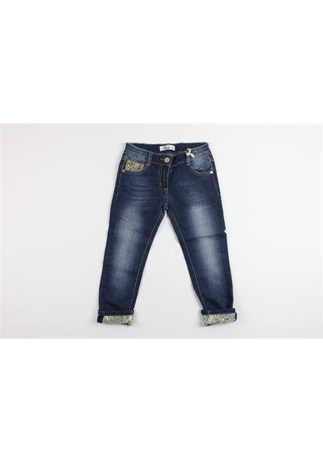 GAIALUNA | pants | GE351544DENIM