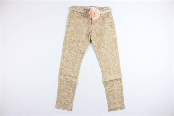GAIALUNA | pants | GE351646BEIGE