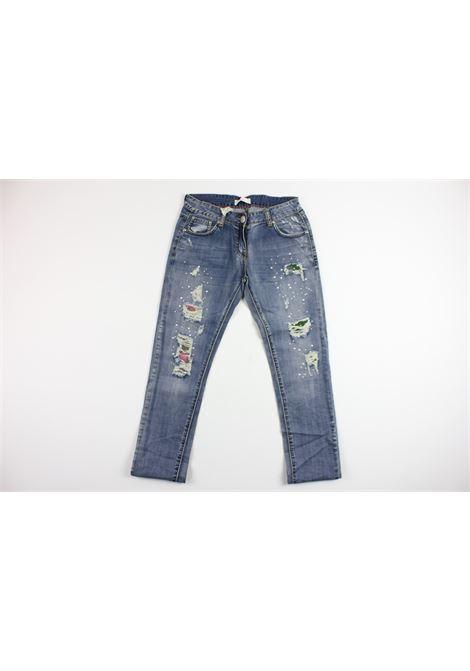 GAIALUNA | pants | PANT022DENIM