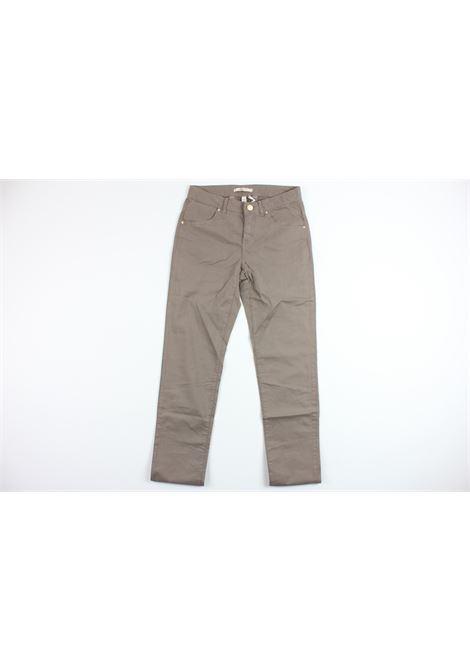 GAUDI' | pants | 33BD25200BROWN