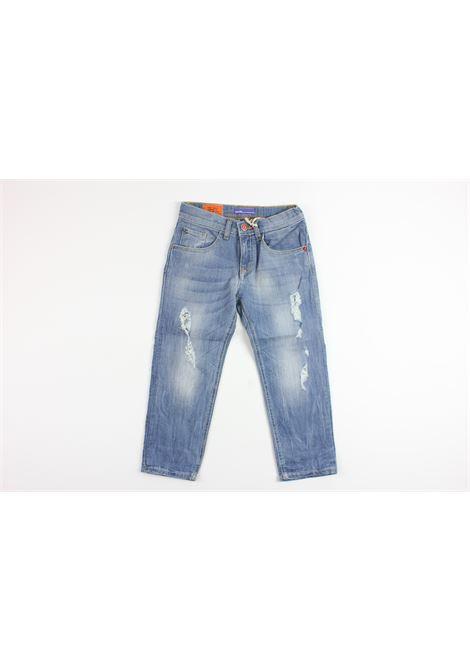 GAUDI' | pants | 61KU26822/00DENIM