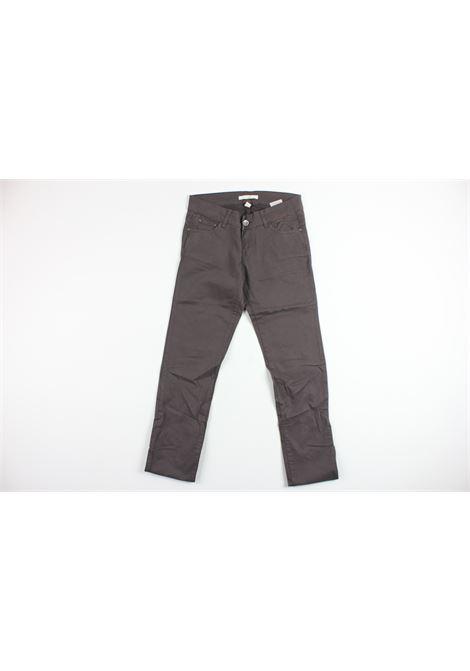 GAUDI' | pants | PANT019BROWN