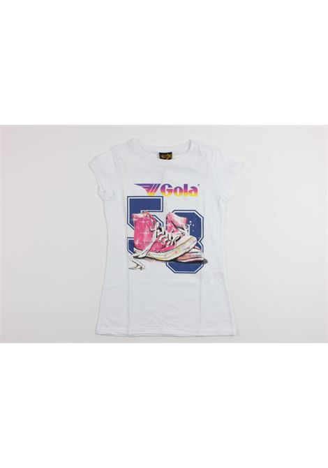 GOLA | t_shirt | 006154WHITE