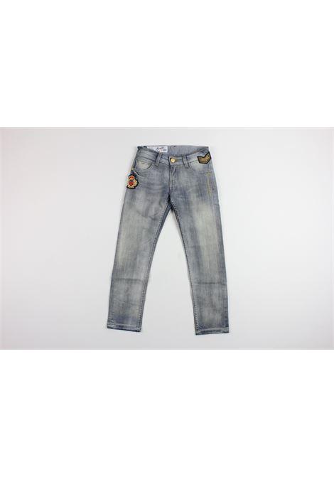 HARMONT & BLAINE   pants   112JGW026DENIM
