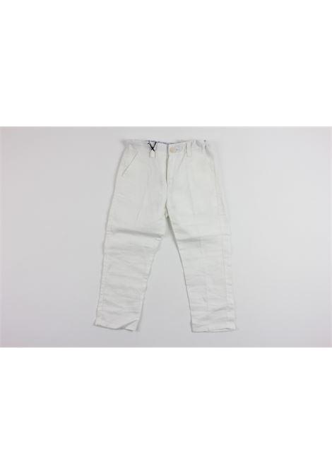 HARMONT & BLAINE   pants   122JMW026WHITE