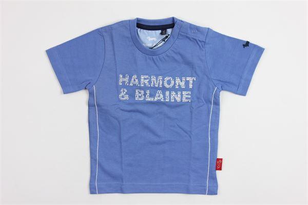 HARMONT & BLAINE   t_shirt   217JL453BLUETTE