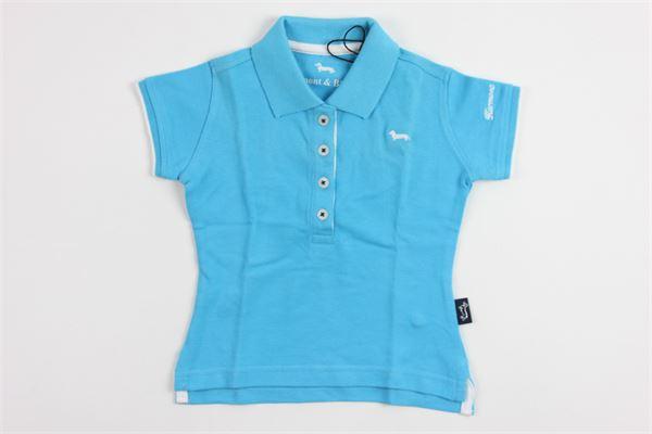 HARMONT & BLAINE   shirt   24SJL013BLUE SKY