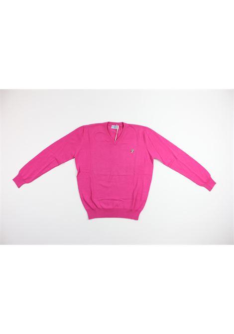 HARMONT & BLAINE   shirt   502XH013FUXIA