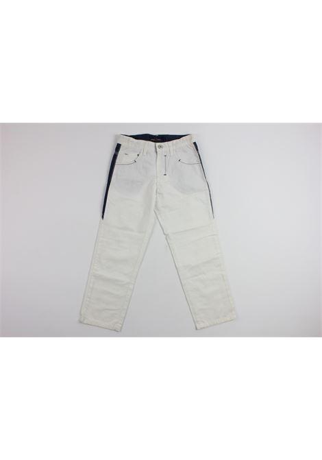 HARMONT & BLAINE   pants   PANT005WHITE