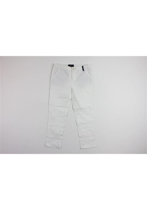 HARMONT & BLAINE   pants   PANT006WHITE