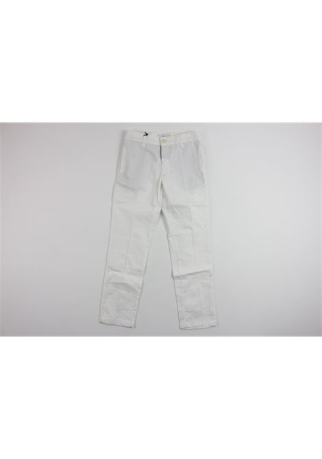 HARMONT & BLAINE   pants   PANT025WHITE