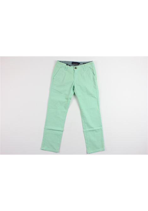 HARMONT & BLAINE   pants   PANT026GREEN
