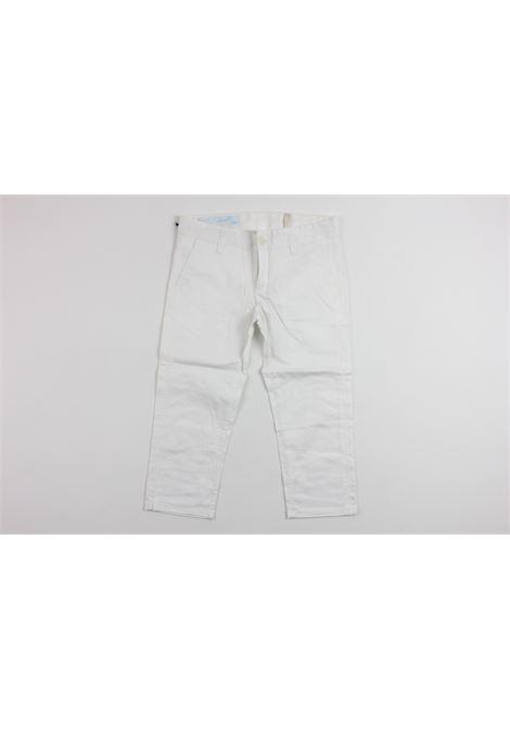 HARMONT & BLAINE   pants   PANT028WHITE