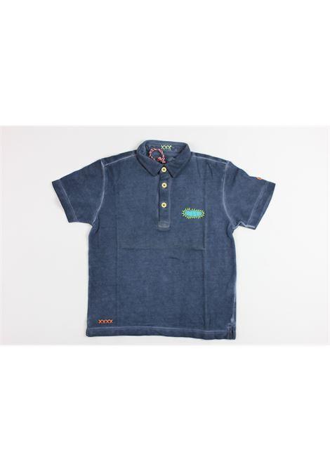 HILL'S | shirt | HPO457BLUETTE