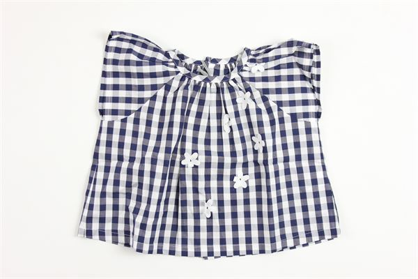 IL GUFO   shirt   P18CC045C3099/4901BIANCO/BLU