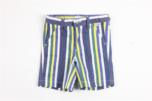 IL GUFO   short pant   P18PB006C1062471