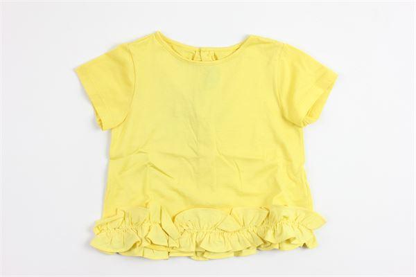 IL GUFO   t_shirt   P18TS147M7011/203YELLOW