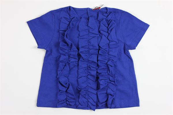 IL GUFO   t_shirt   P18TS148M0014/471BLUE