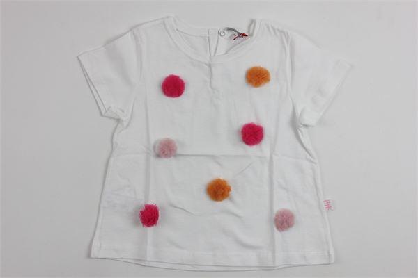 IL GUFO   t_shirt   P18TS158M0014/0127WHITE