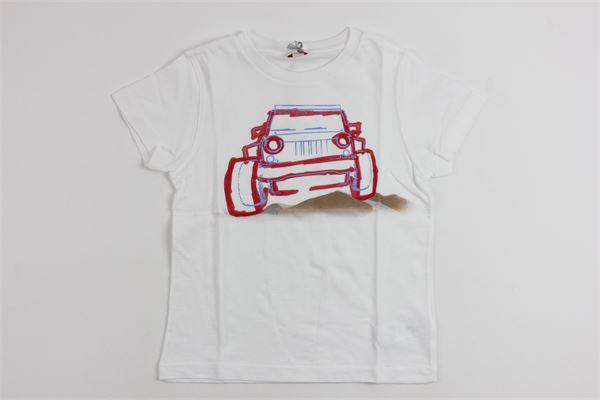 IL GUFO   t_shirt   P18TS6J1M00140136