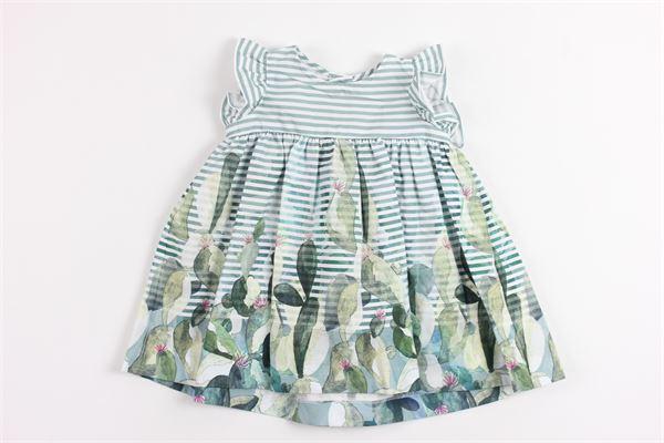 IL GUFO   Dress   P18VM431C4035/536FANTASY