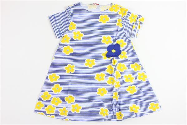 IL GUFO   Dress   P18VM462M4009/471BLUE