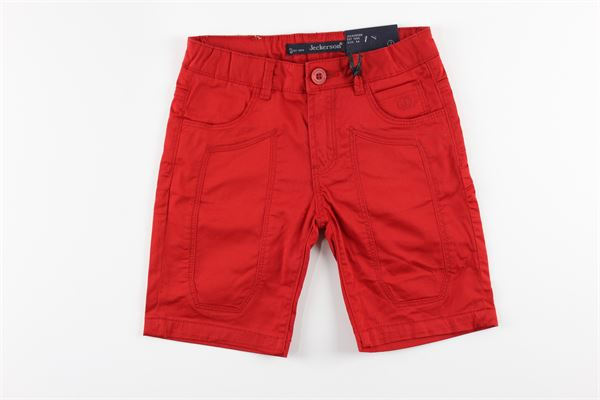 JECKERSON   short pant   J328RED