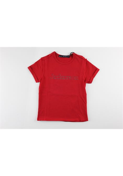 JECKERSON   t_shirt   J355RED