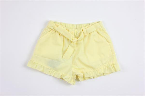 J.O. MILANO | shorts | 874P1YELLOW