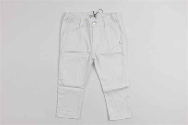 J.O. MILANO | pants | 874X3WHITE