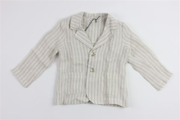 J.O. MILANO | jacket | 877C1BEIGE
