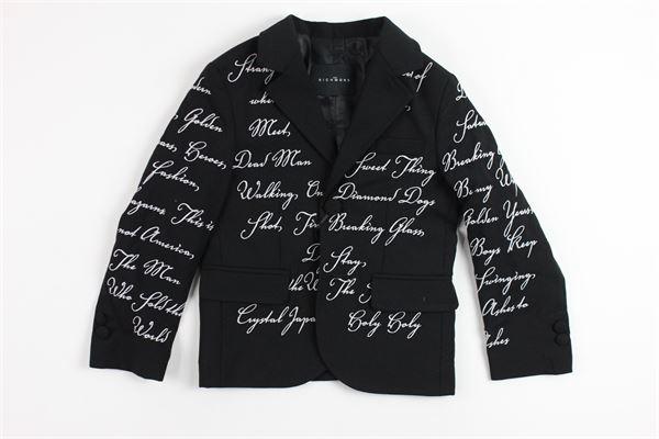 JOHN RICHMOND | jacket | RBP18423GCEMBLACK