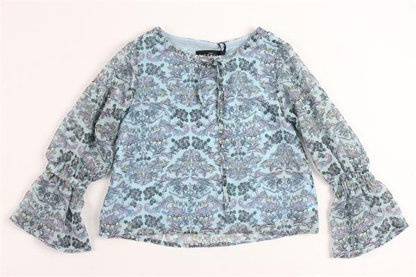 JOHN RICHMOND | shirt | RGP18268BLAZZURRO