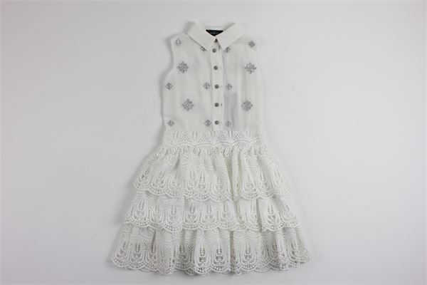 JOHN RICHMOND | Dress | RGP18393VEWHITE
