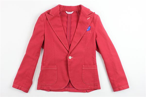 JOHN TWINGS | jacket | JT4100A1471ROSSO