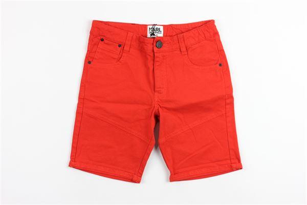KARL LAGERFELD | short pant | 8756RED