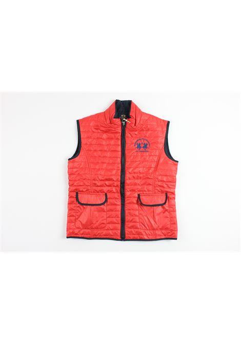 LA MARTINA | jacket | 51A4729RED