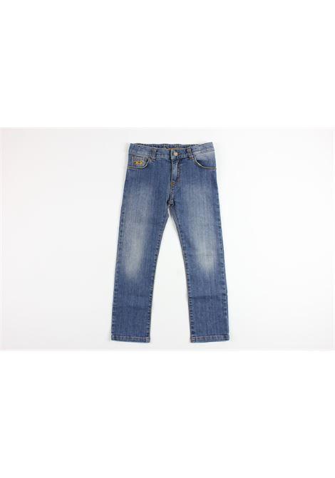 LA MARTINA | pants | 62A4758DENIM