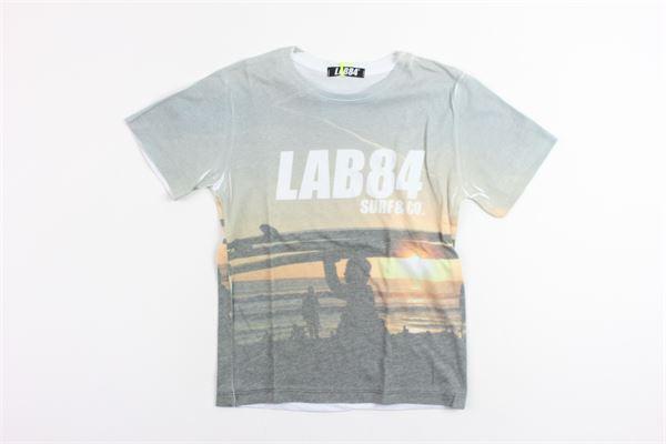 LAB84 | t_shirt | 9607GREY