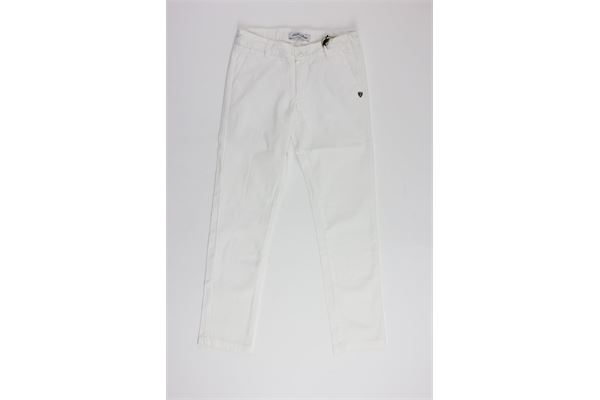 LAMBORGHINI | pants | AL35P215JWHITE