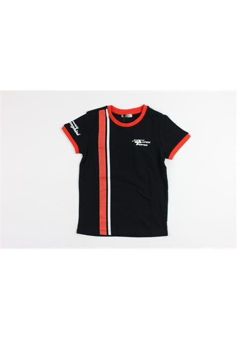 LAMBORGHINI | t_shirt | AL36M257BLACK