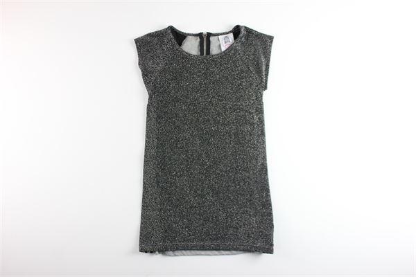 LE  VOLIERE   Dress   GS18D016GLGREY