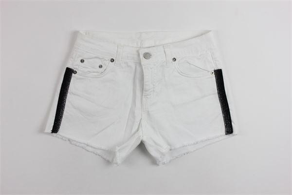 LE  VOLIERE   shorts   GS18P010DWDENIM
