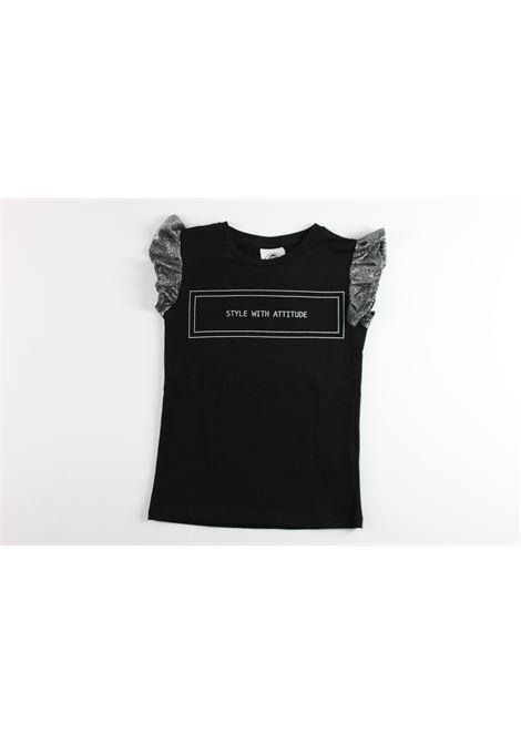 LE  VOLIERE   t_shirt   GS18T011JBBLACK
