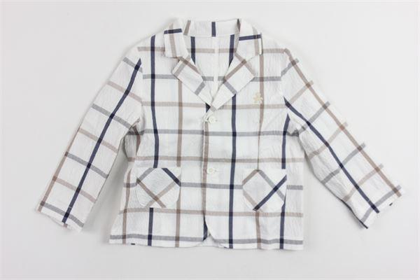 LE BEBE' | jacket | 9225WHITE