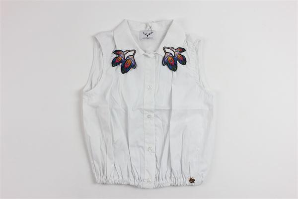 LEITMOTIV   shirt   1861C0137TWHITE