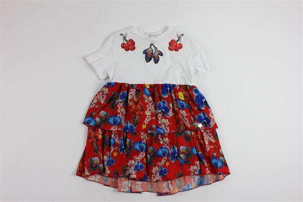 LEITMOTIV   Dress   1861M0137KWHITE