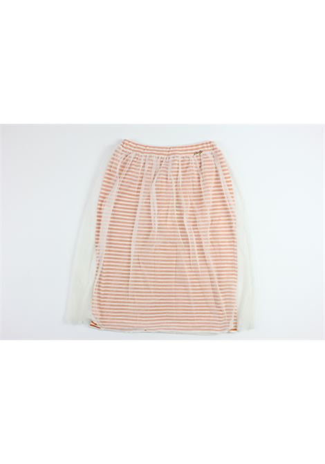 LIU JO | skirt | G16056MA820WHITE