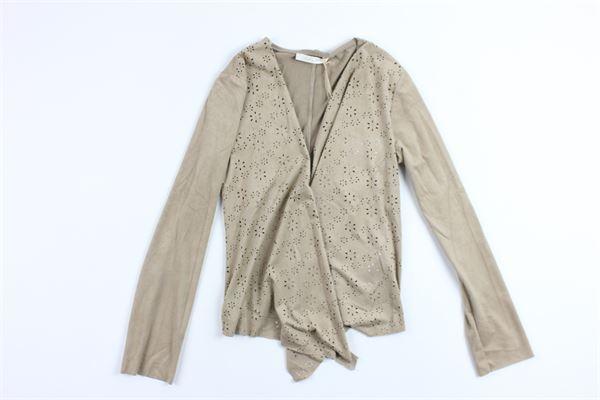 LIU JO | jacket | G17127E0384BEIGE